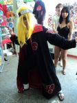 Me as Deidara 1 by mariforalltmnteterna