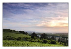 The Chilterns by Bogbrush