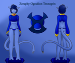 Zeraphy Reference by Thundragon15