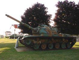 M60-A-3 Main Battle Tank by FantasyStock
