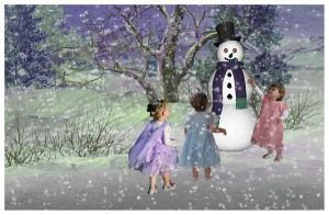 Frosty The Snowman by morgie39