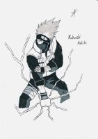 Kakashi Hatake by Arkanus89