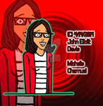 Michelle Chamuel by LittleGreenGamer