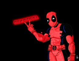 deadpool for the fun of it by EeKeRs05