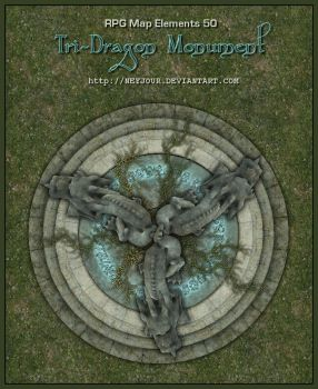 RPG Map Elements 50 by Neyjour