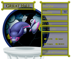 Great Hall : Posiden : PKMNation by VoxRobotics
