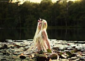 The Naiad by Vanilladisaster