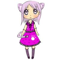 Cat Chibi Adoptable (CLOSED) by Ssu-Chan