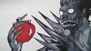 Ryuk by TheREALemoCloud