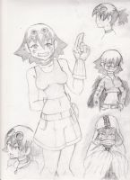 Molly Sketches RESUBMITTED by KyokoMari