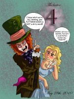 Alice in Wonderland Countdown4 by Sierryberry