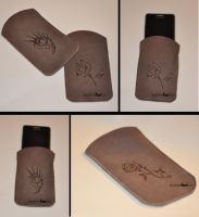 cell phone covers by leatherforfun