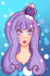 Prize: A jellyfish princess. by LunaBell