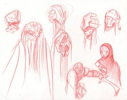 Mask Thumbs by HJTHX1138