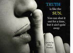Truth Is Like The Sun by BoopDiBoop