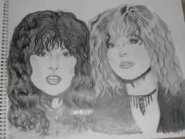 HEART-Ann and Nancy Wilson by Nanceified