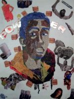 Self Portrait. POWER by Treskies