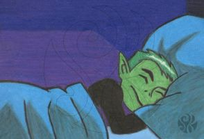 TT - Beast Boy - 5 more min. by Indigo417