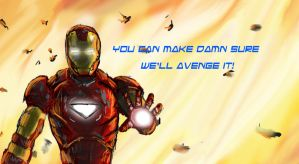 Iron Man- Avengers series by baos3113