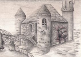 Castle for the Dr by R-redbob