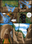 Hunters and Hunted Ch 4 Pg 14 by Saronicle