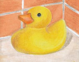 rubber ducky you're the one by piratewench831