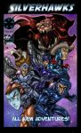 Silverhawks By stevensanchez and richmbailey by richmbailey