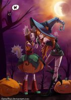 This is Halloween! by SatraThai