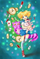Back to Wonderland by Ross-86