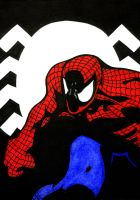 Spiderman by Social-Misfit