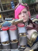 Pax 2013 the Piltover Enforcer by nwpark
