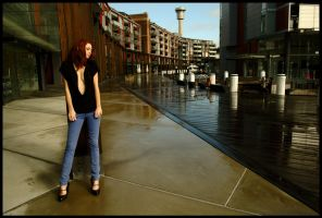 Kathryn - wet wharf 1 by wildplaces