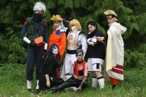 EFF 2011 Cosplay Crew by 4825467