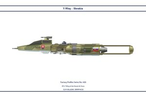 Fantasy 600 YWing Slovakia by WS-Clave