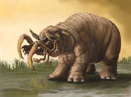 Insecto-Pachyderm by Crowsrock