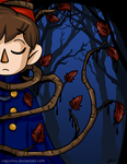 Over the Garden Wall - Wirt by caycowa