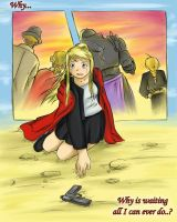 -FMA fanart- All I Can Ever Do by Shiroi-no-Cherry