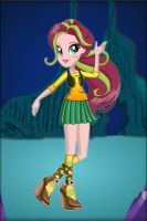 MLPEG: Legend of Everfree ~ Gloriosa Daisy by MiniatureBlueOwl
