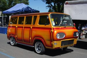 The Shaggin' Wagon by indigohippie