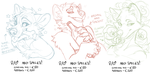 Badge auction special edition by LiLaiRa
