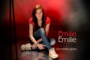 My daughter Emilie photoshoot 1 by Wimmeke63