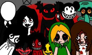 creepypasta by littlemissbubbles