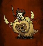 Don't starve FAN ART by Andy-Butnariu