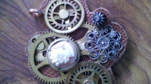Bijoux Steampunk by IXEL-Manufacture