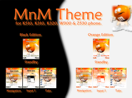 MnM Theme by kampongboy92