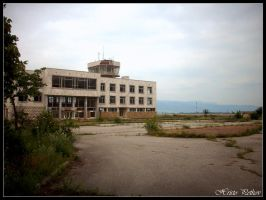 Airport Sliven by thehppBG