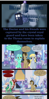 Doctor whooves Shadow fall part 2 by Vector-Brony