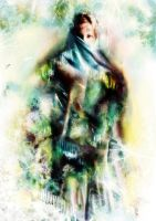 Cloaked in colour by JamesTu