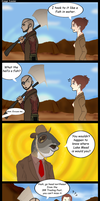 FONV comic: The Wacky Traveler by Ran2Chaos