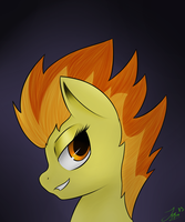 Spitfire Drawing by Joetrifical